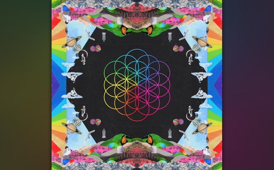 "Coldplay –""A Head Full Of Dreams"""