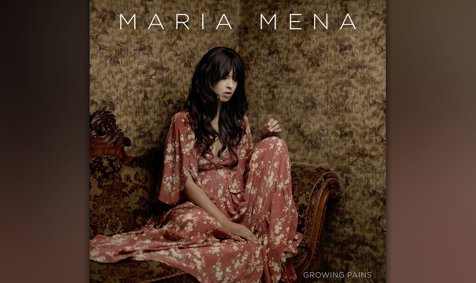 "Maria Mena – ""Growing Pains"""