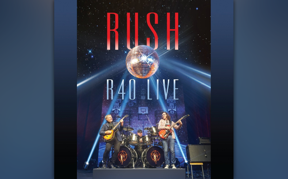"Rush – ""R40 Live"""