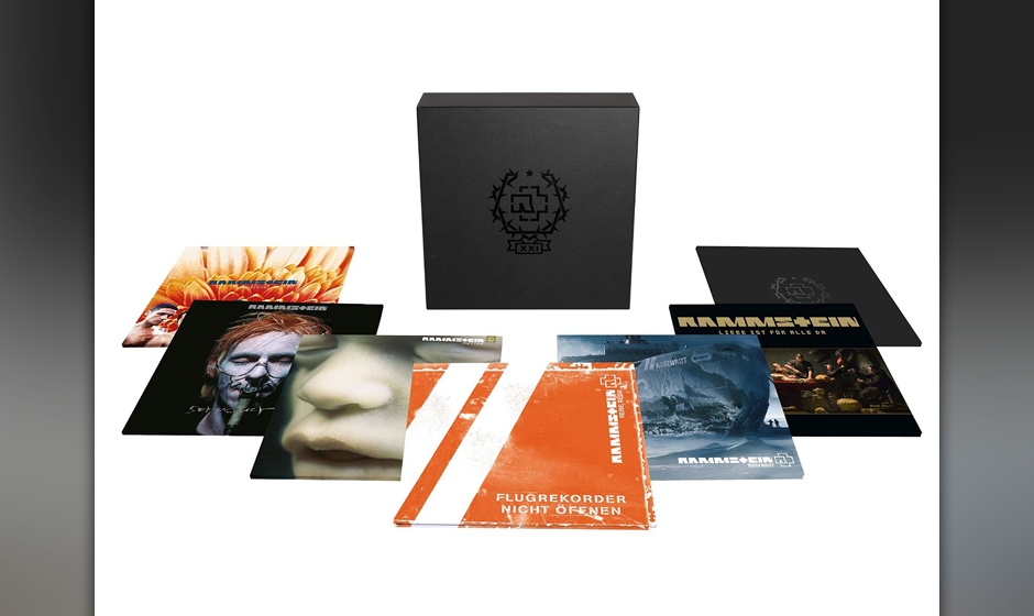 "Rammstein – ""XXI - The Vinyl Box Set"""