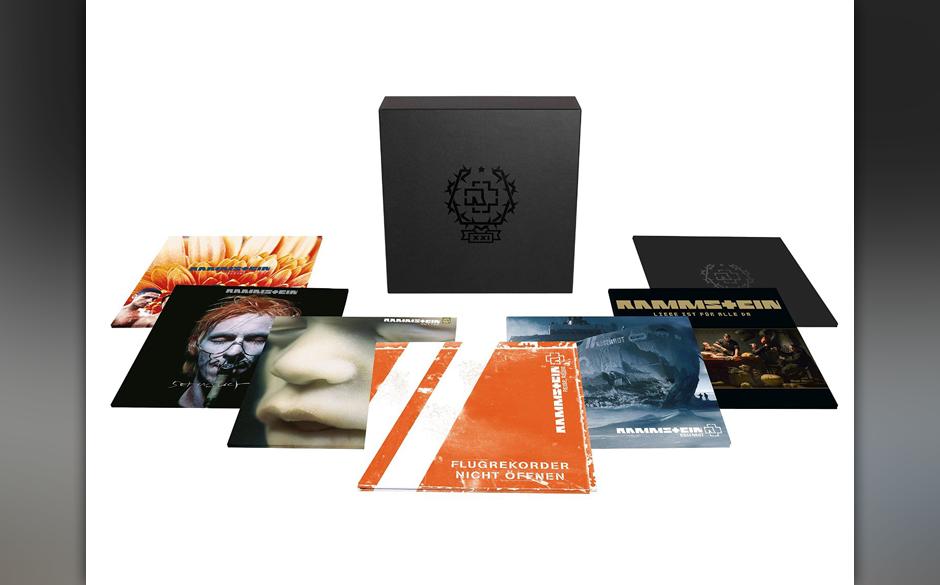 "Rammstein –""XXI - The Vinyl Box Set"""