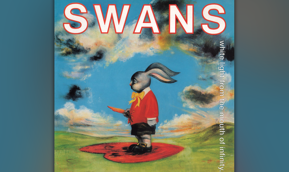"Swans – ""White Light from the Mouth of Infinity"" und ""Love of Life"" als Re-Issues im Box-Set"