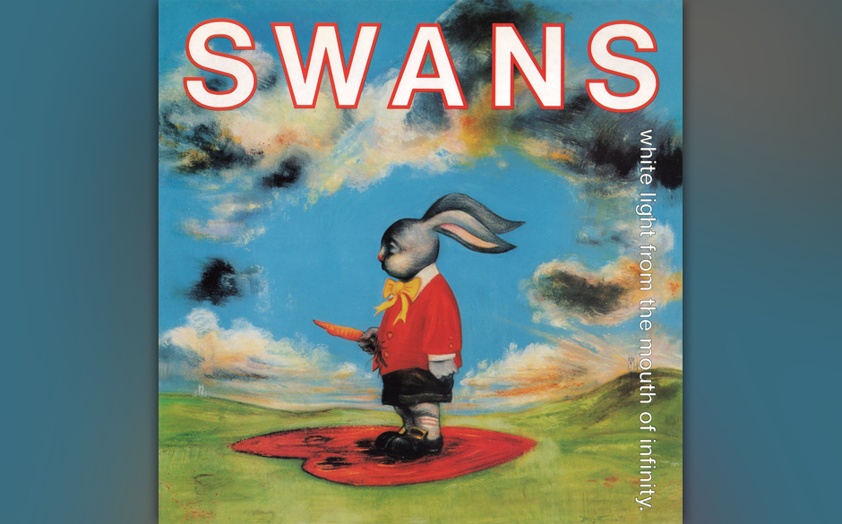 """Swans –""""White Light from the Mouth of Infinity"""" und """"Love of Life"""" als Re-Issues im Box-Set"""