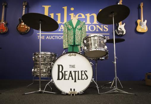 Ringo Starrs Ludwig Drum-Kit