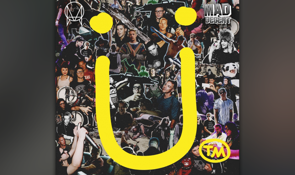 "10. Jack Ü feat. Justin Bieber: ""Where Are Ü Now"""
