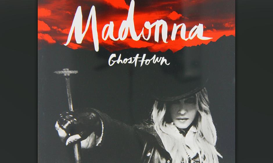 """16. Madonna: """"Ghosttown"""""""