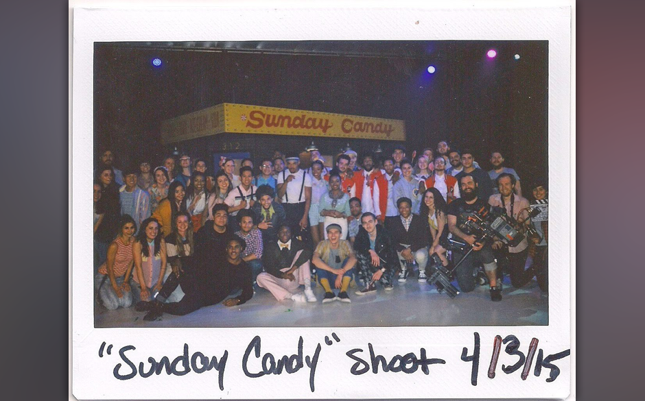 """22. Donnie Trumpet and the Social Experiment: """"Sunday Candy"""""""