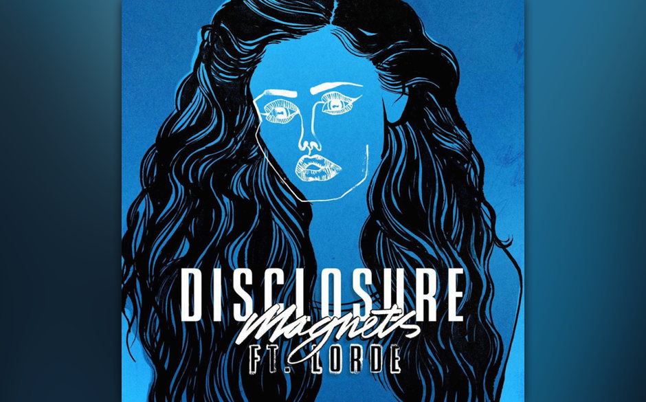 """32. Disclosure feat. Lorde: """"Magnets"""""""