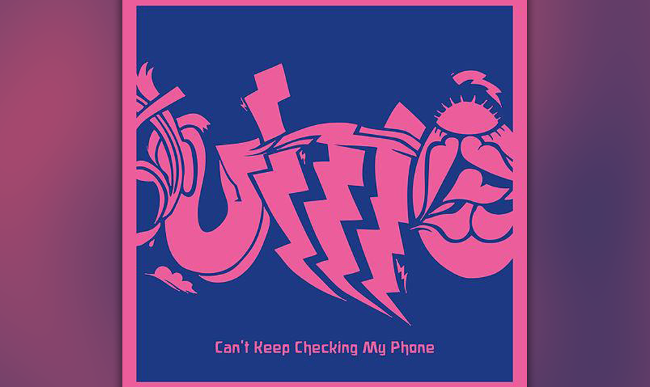 "40. Unknown Mortal Orchestra: ""Can't Keep Checking My Phone"""