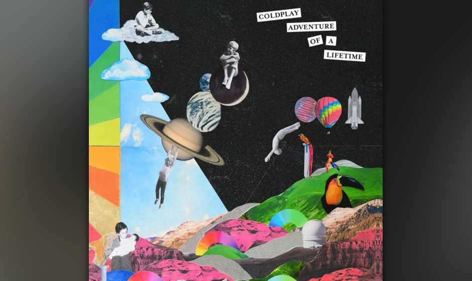 "41. Coldplay: ""Adventure of a Lifetime"""