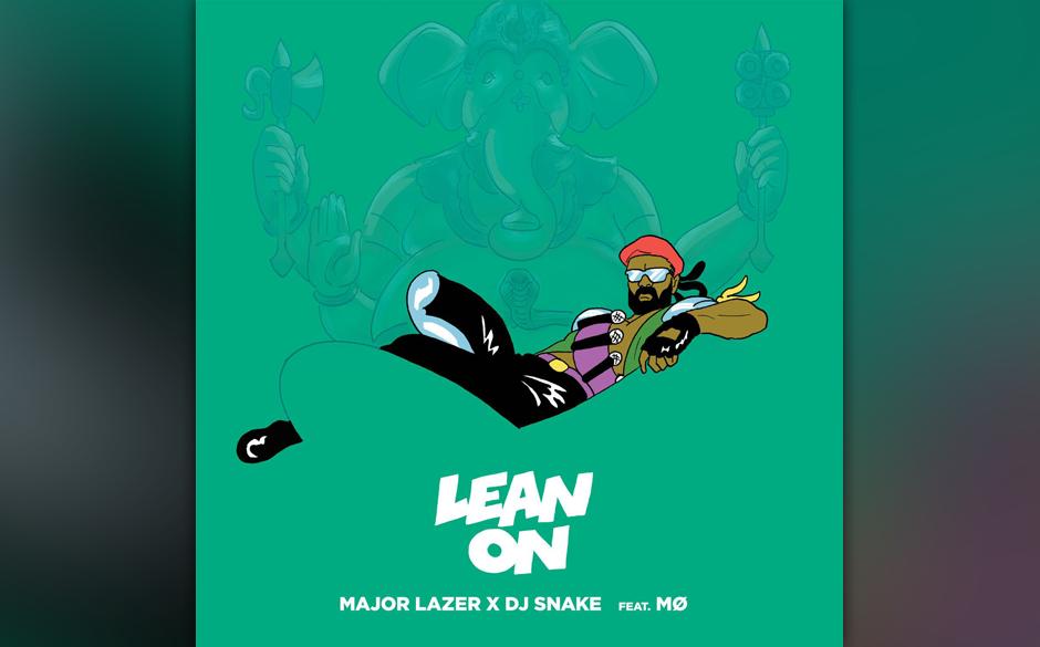"48. Major Lazer feat. Mø, DJ Snake: ""Lean On"""