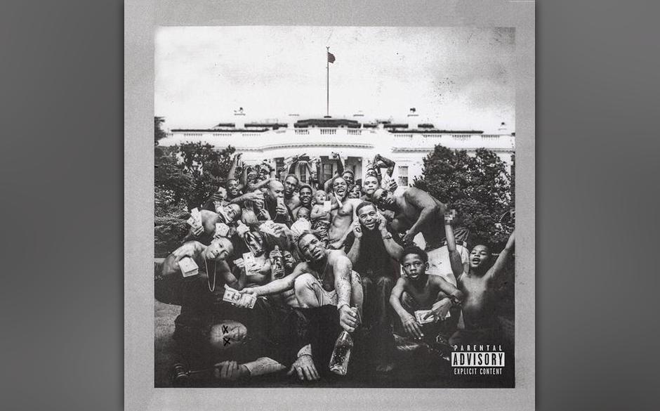 """7. Kendrick Lamar: """"King Kunta"""""""