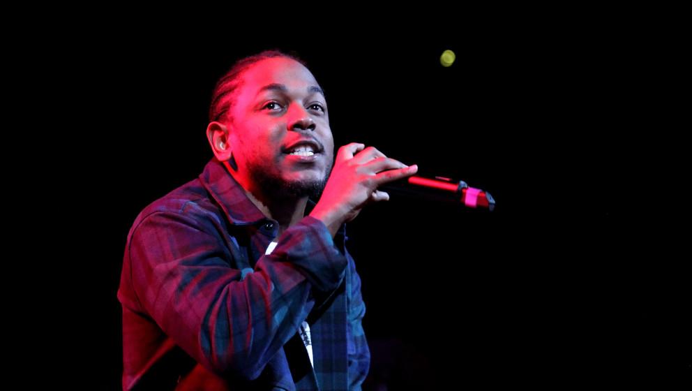 Kendrick Lamar: Der Rapper wurde auf Schadenersatz in Millionenhöhe verklagt