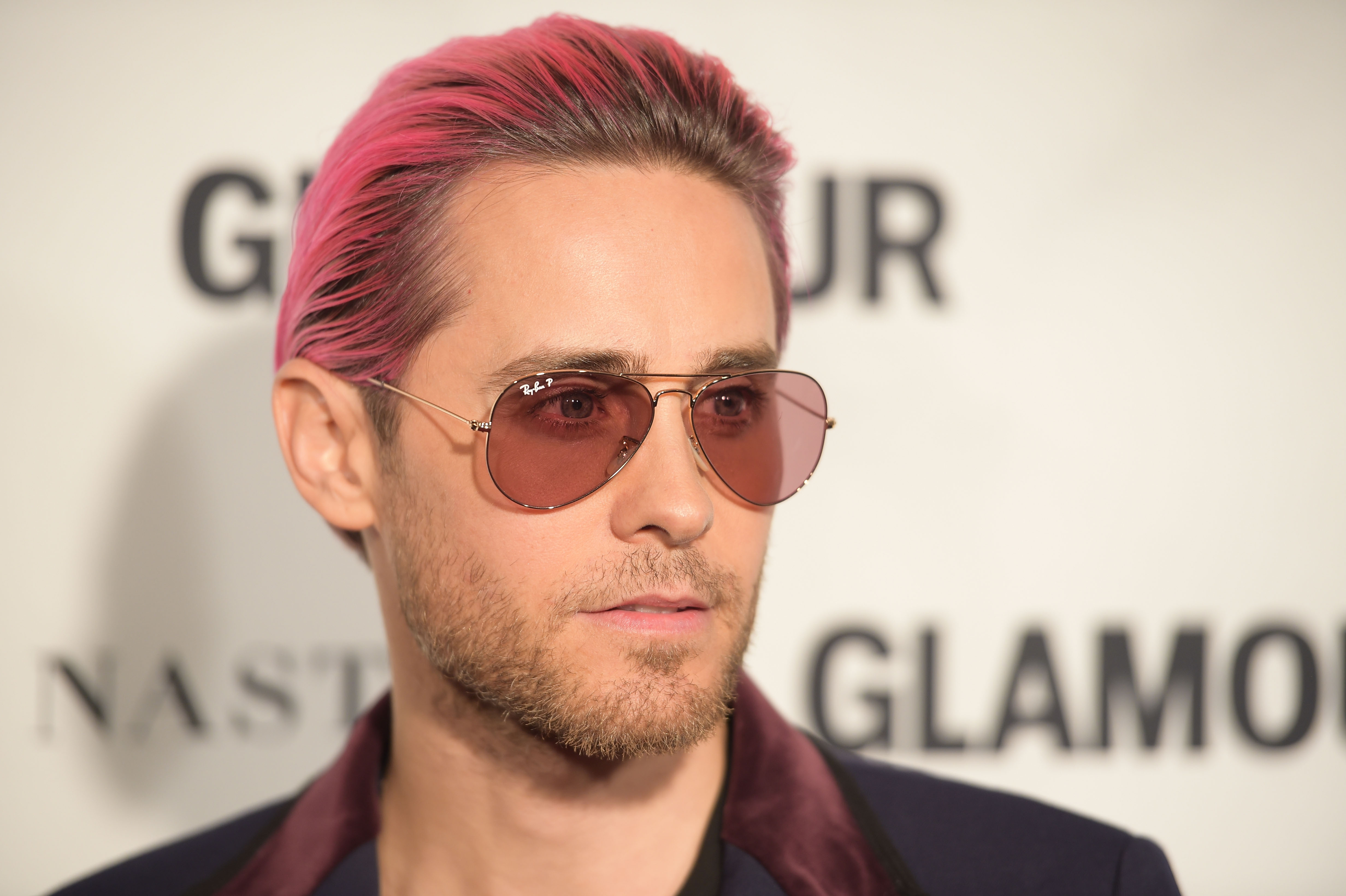 "Jared Leto bei den ""Woman of the Year Awards"" 2015"