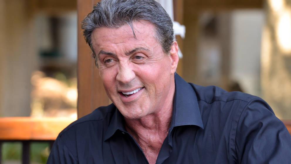 War als Darsteller schon zweimal für einen Golden Globe nominiert: Sylvester Stallone