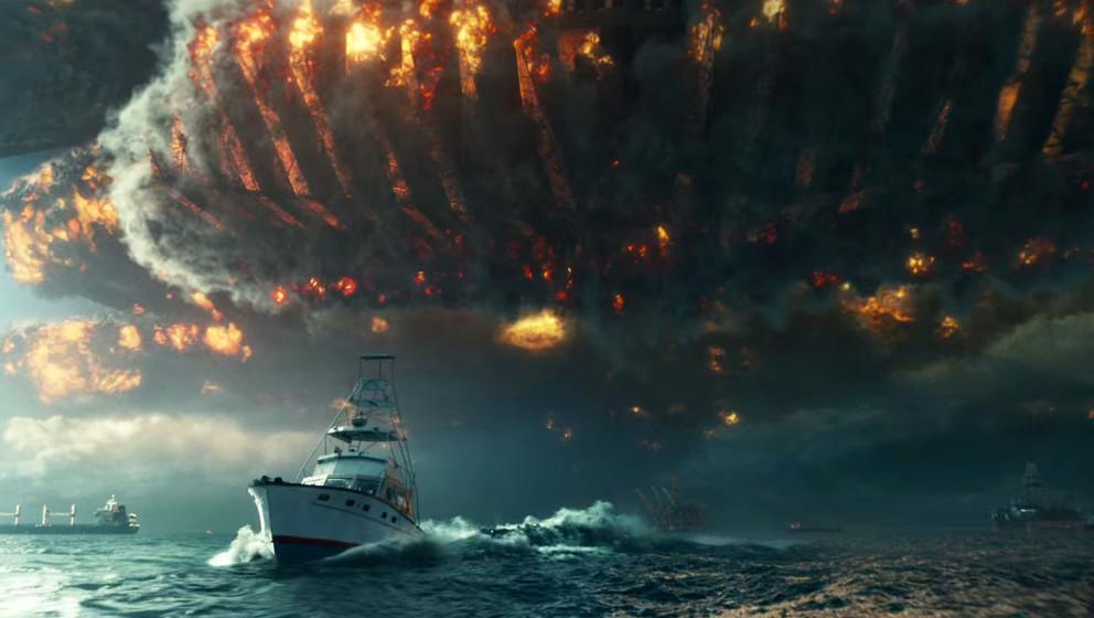 """Diese Szene aus """"Independence Day: Resurgence"""" verheißt nichts Gutes."""