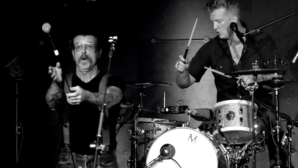 Eagles of Death Metal live in Los Angeles, Oktober 2015