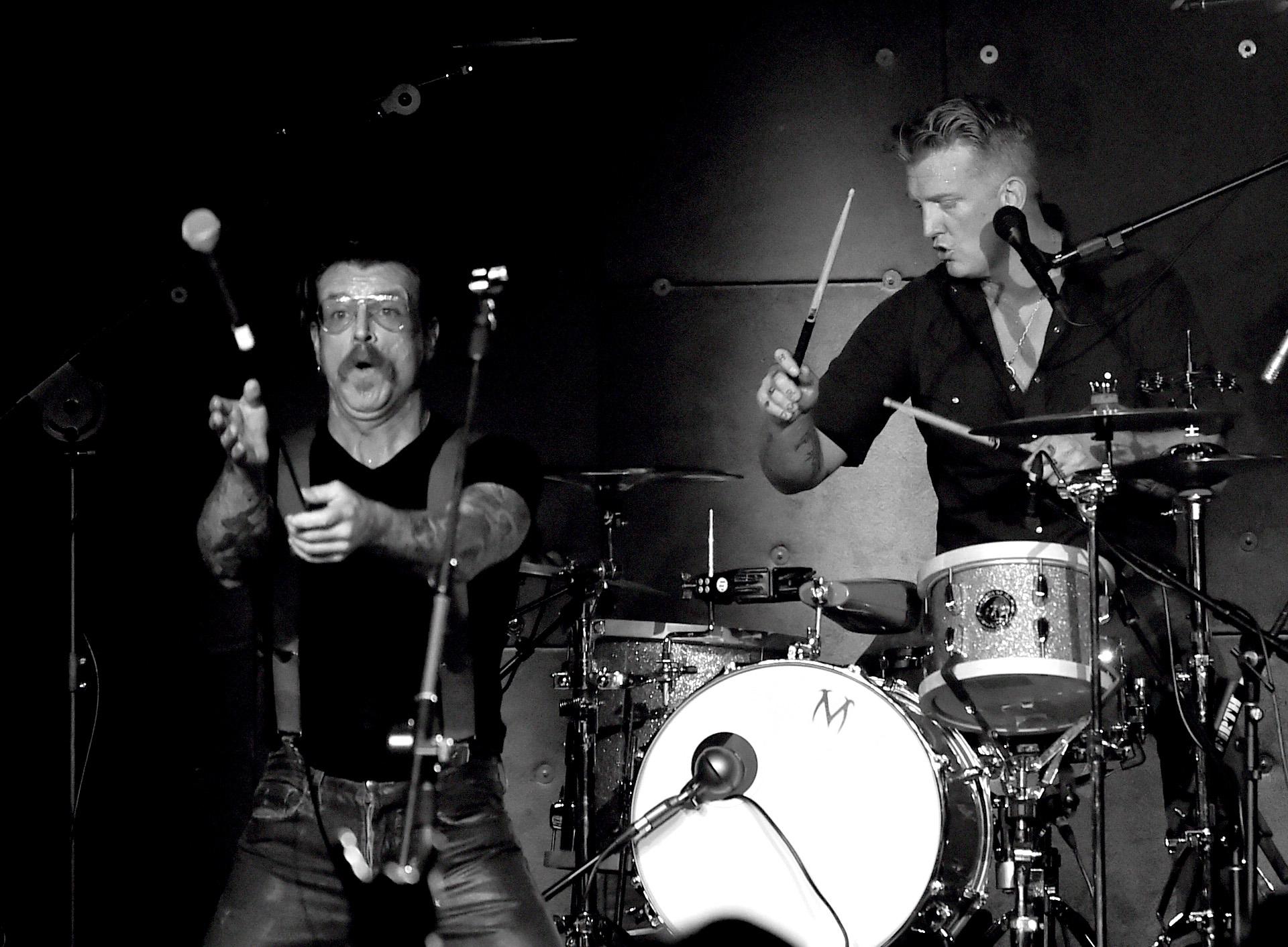 Eagles of Death Metal live in Los Angeles, Oktober 2015