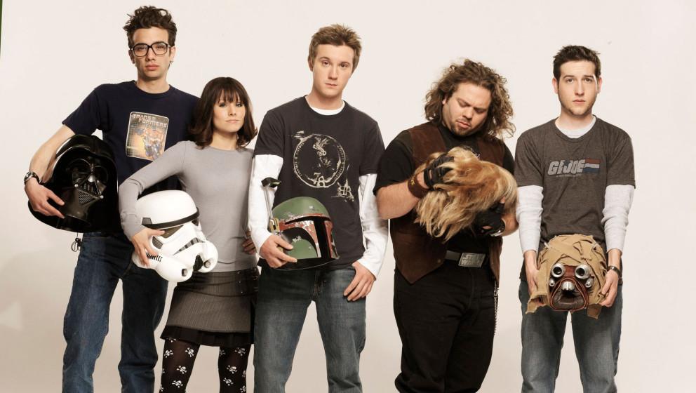Für diese Bande bedeutet 'Star Wars' die Welt
