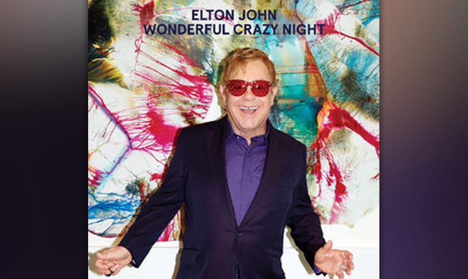 "Elton John – ""Wonderful Crazy Night"" (05.02.)"