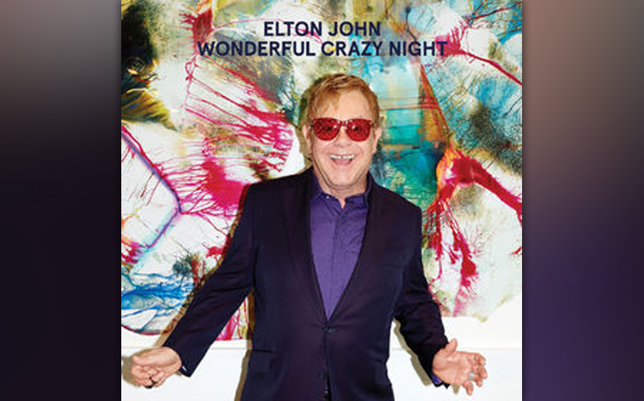 "Elton John – ""Wonderful Crazy Night"" (05.02.)"