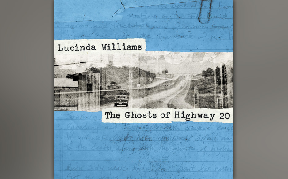 "Lucinda Williams – ""The Ghosts of Highway 20"" (05.02.)"