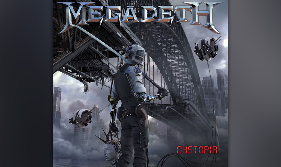 "Megadeth – ""Dystopia"" (22.01.)"