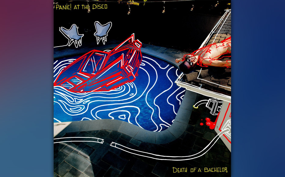 "Panic! at the Disco – ""Death of a Bachelor"" (15.01.)"