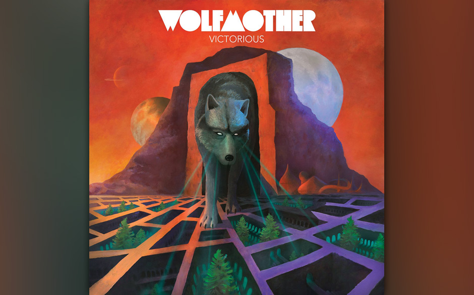 "Wolfmother – ""Victorious"" (19.02.)"