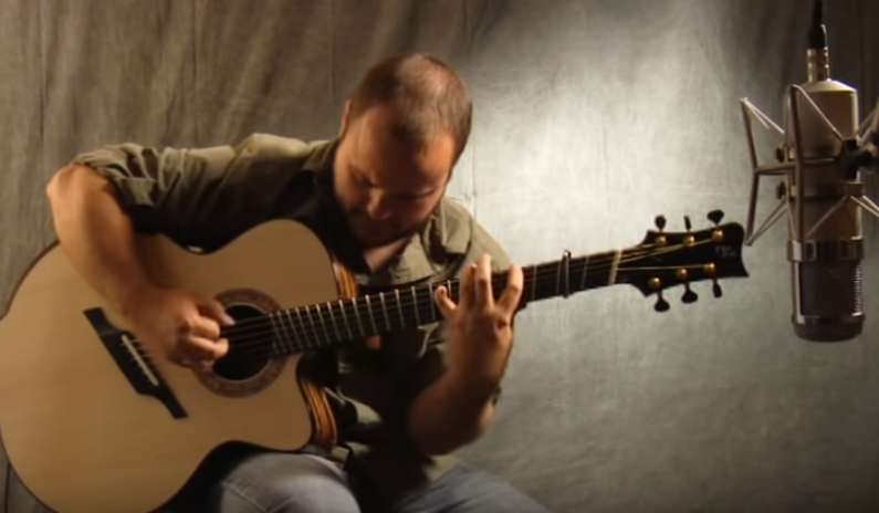 Andy McKee (16.02. – 05.03.)