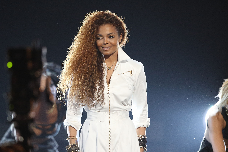 Janet Jackson (13.04. – 18.04.)