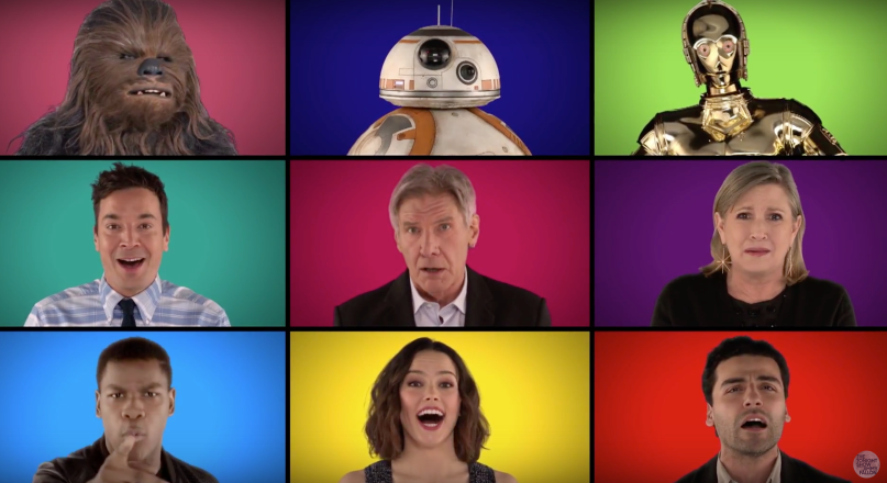 Die 'Star Wars'-Filmmusik einmal anders