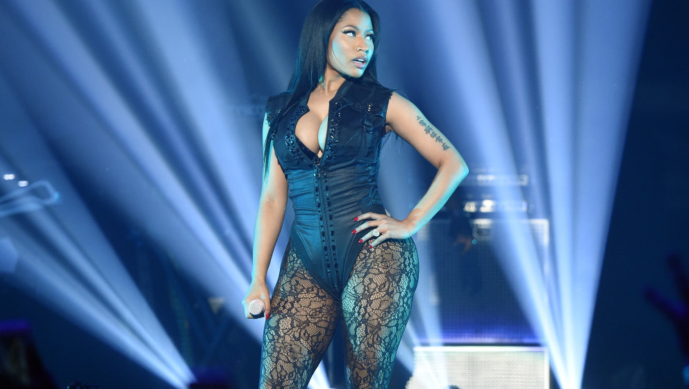 Nicki Minaj live in Brooklyn, Oktober 2015