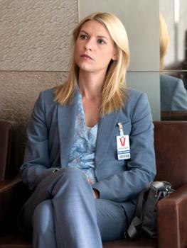 "Perfekte Paranoia: Claire Danes in ""Homeland"""