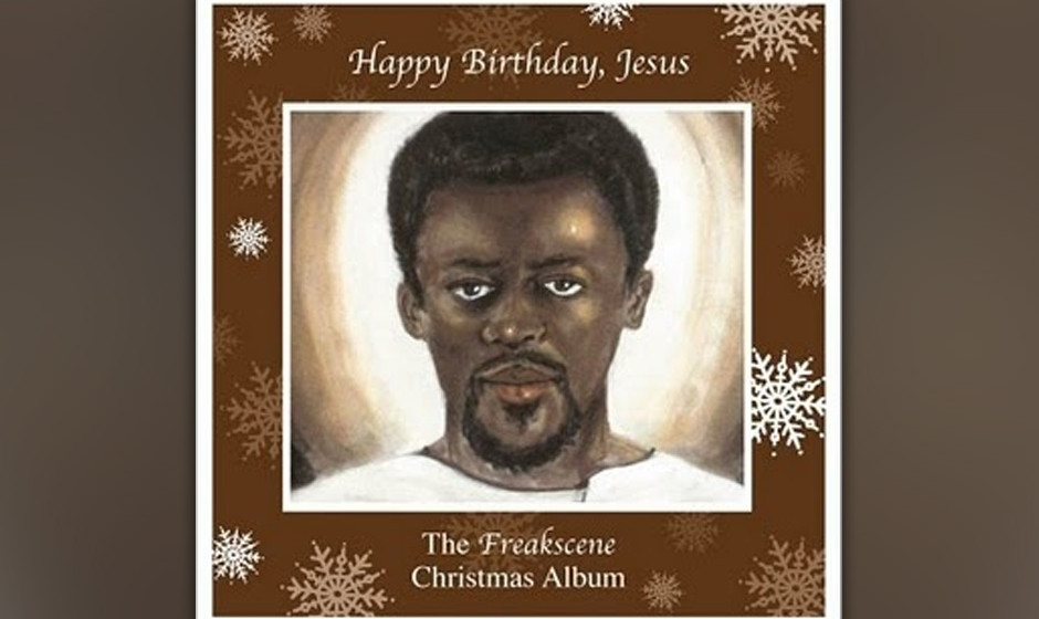 """The Freakscene –""""Happy Birthday Jesus"""""""