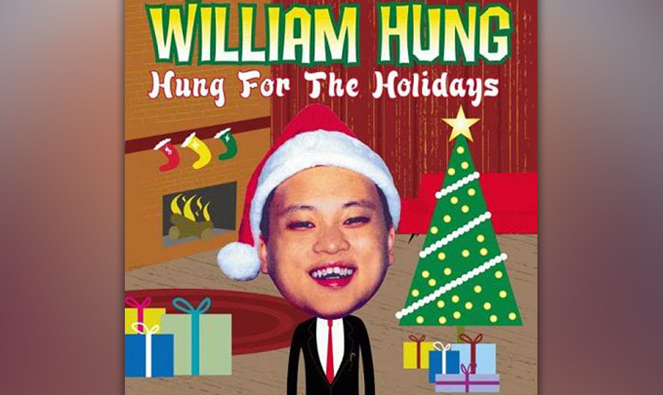 "William Hung – ""Hung For The Holidays"""