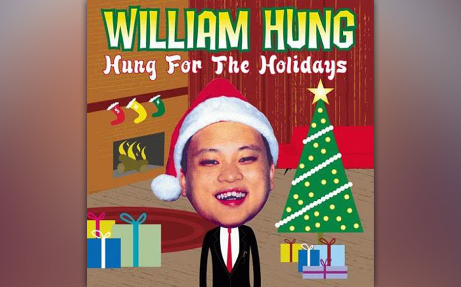 """William Hung – """"Hung For The Holidays"""""""