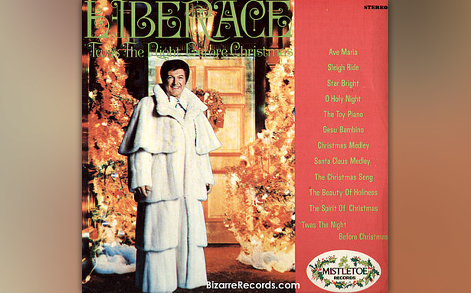 """Liberace –""""For The Night Before Christmas"""""""