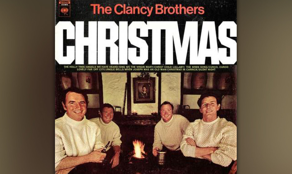 "The Clancy Brothers – ""Christmas"""