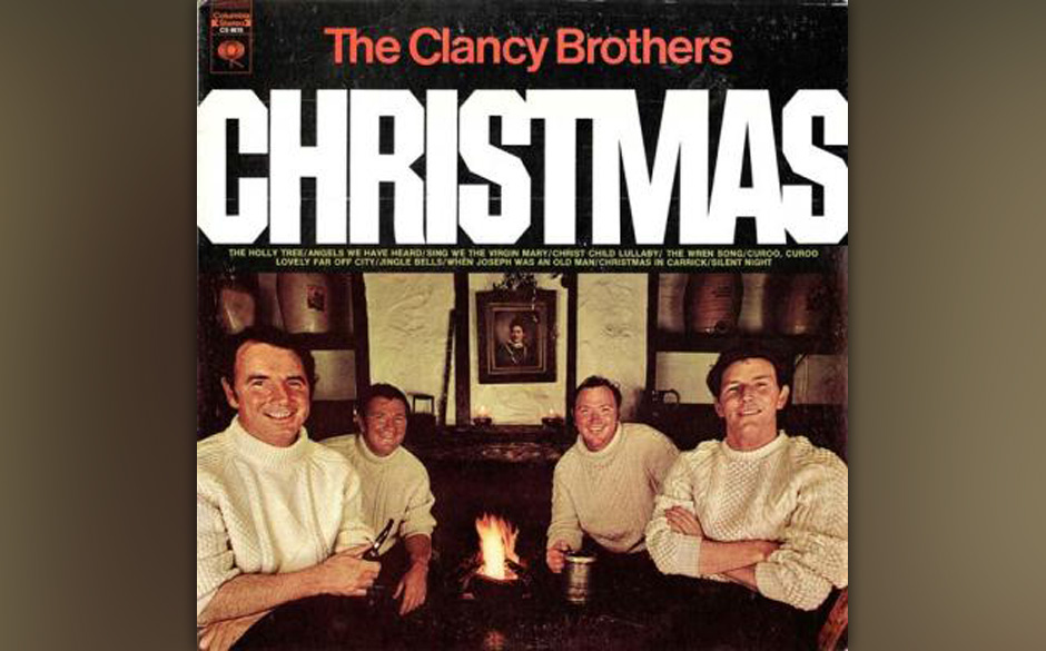 """The Clancy Brothers –""""Christmas"""""""
