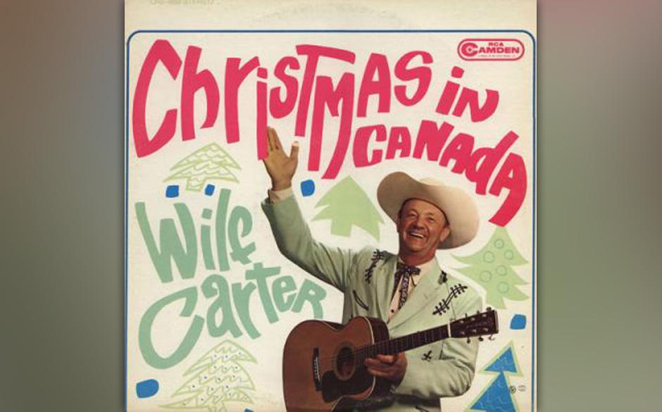 "Wilf Carter –""Christmas In Canada"""