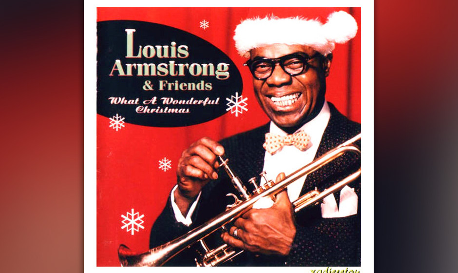 "Louis Armstrong & Friends – ""What A Wonderful Christmas"""