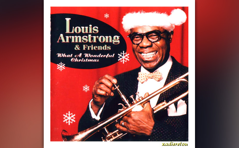 """Louis Armstrong & Friends –""""What A Wonderful Christmas"""""""