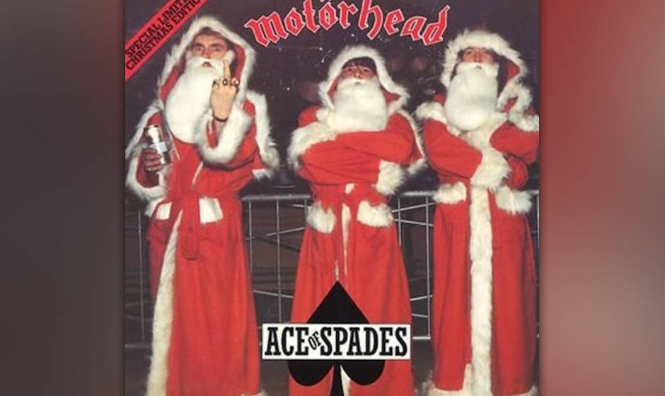 "Motörhead – ""Ace of Spades (Special Limited Christmas Edition)"""