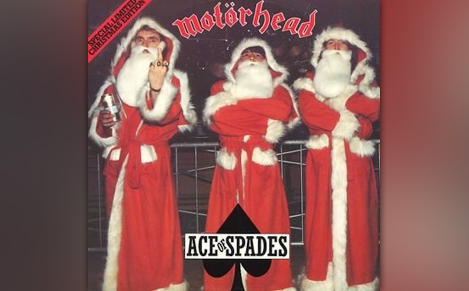 """Motörhead – """"Ace of Spades (Special Limited Christmas Edition)"""""""