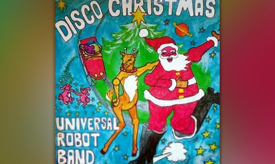 """Universal Robot Band – """"Disco Christmas"""""""