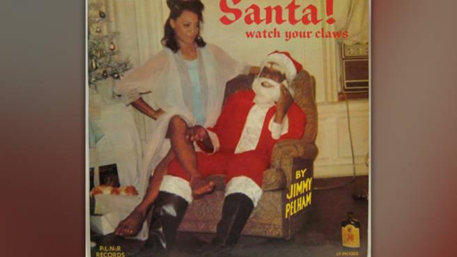 "Jimmy Pelham – ""Santa! Watch your claws"""