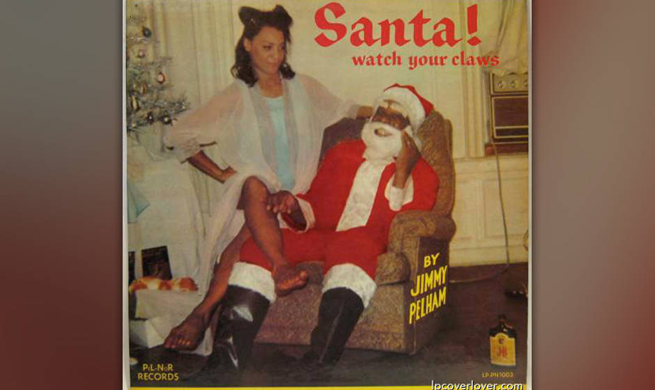 "Jimmy Pelham – ""Santa! Watch your claws"""