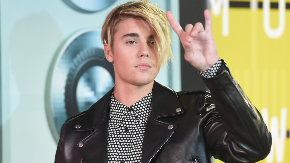 "Justin Bieber bei den ""MTV Video Music Awards 2015"""
