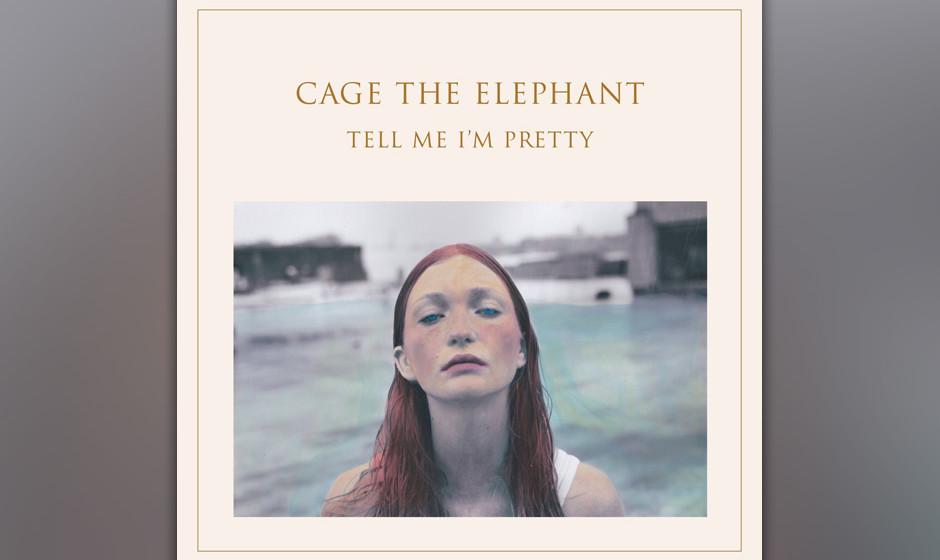 """Tell Me I'm Pretty"" ist das neue Album von Cage The Elephant aus Kentucky"